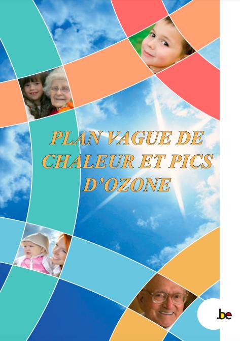 Belgium Heat Wave and Ozone Peaks Plan (Plan Vague de Chaleur et Pics d'Ozone)