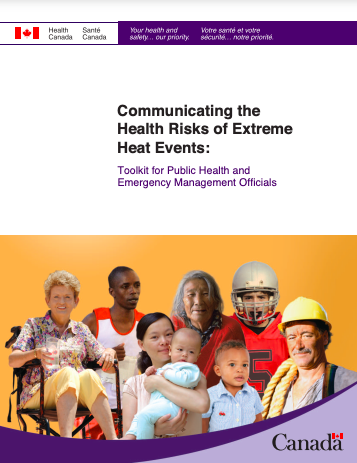 Communicating the Health Risks of Extreme Heat Events
