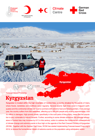 Forecast-based Financing: Kyrgyzstan