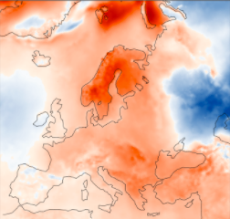 Surface Air Temperature Maps
